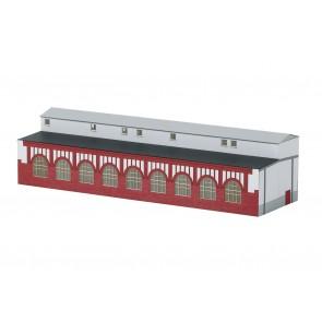 Trix 66319 - Bausatz Werkstattanbau E-Lok-