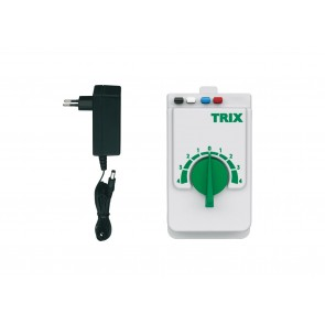 Trix 66508 - Trix Fahrgerät m.Stromversorg
