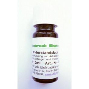 Uhlenbrock 40410 - WEERSTANDSLAK 10 ML