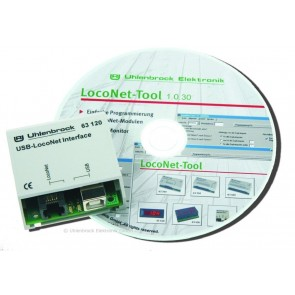 Uhlenbrock 63120 - USB LOCONET INTERFACE