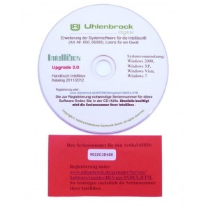 Uhlenbrock 65020 - INT. UPGRADE SOFTWARE 2.0