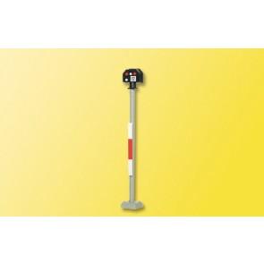 Viessmann 4017 - H0 Licht-Sperrsignal, hoch