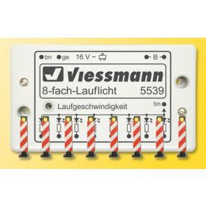 Viessmann 5040 - H0 Warnbaken+ Laufl., 8Stueck