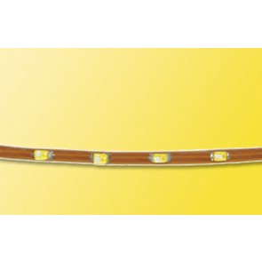 Viessmann 5043 - Lichterkette, 12 LEDs gelb