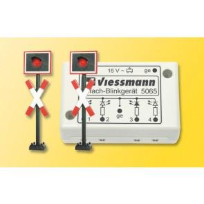 Viessmann 5060 - H0 Andreaskreuze, 2 St+Blink.