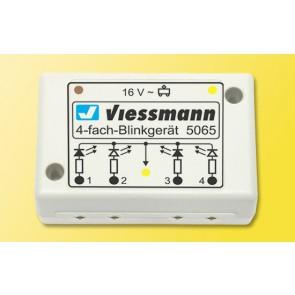 Viessmann 5065 - Blinkelektr.f.Andreaskreuze