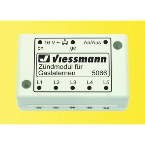 Viessmann 5066 - Zuendmodul f. Gaslaternen