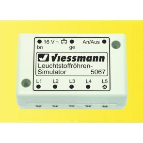 Viessmann 5067 - Leuchtstoffroehren-Simulator