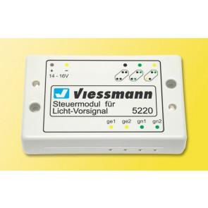 Viessmann 5220 - Steuermodul f. Licht-Vorsig.