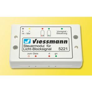 Viessmann 5221 - Steuermodul f.Licht-Blocksig.