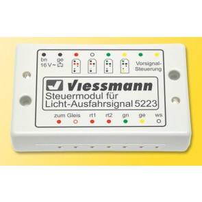 Viessmann 5223 - Steuermodul f. L.-Ausfahrsig.