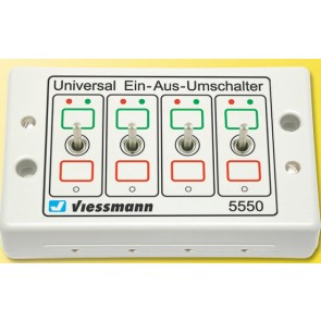 Viessmann 5550 - Universal Ein-Aus-Umschalter