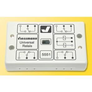 Viessmann 5551 - Universal Relais 1x4UM