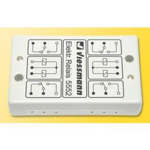 Viessmann 5552 - Elektronisches Relais 2x2UM