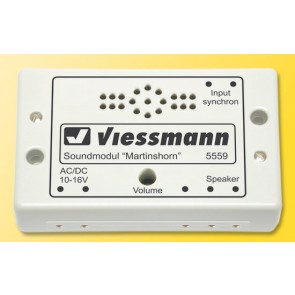 Viessmann 5559 - Soundmodul Martinshorn