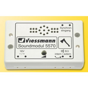 Viessmann 5570 - Soundmodul Holzhacker