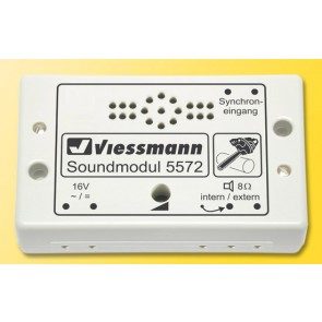 Viessmann 5572 - Soundmodul Kettensaege