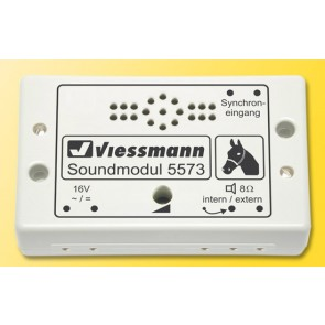 Viessmann 5573 - Soundmodul Aufb. Pferd