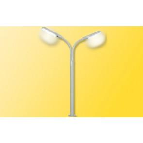 Viessmann 6095 - H0 Peitschenleuchte d., LED
