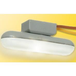 Viessmann 6365 - H0 Bahnsteigleuchte h. LED we
