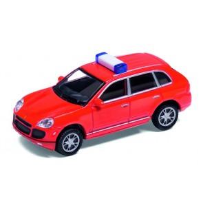 Vollmer 41688 - H0 Porsche Cayenne Turbo Feue