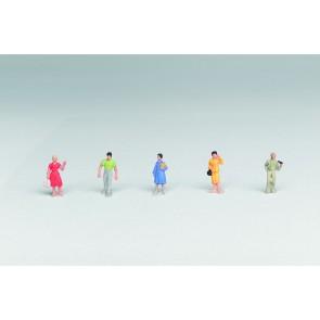 Vollmer 42285 - N Figuren-Set Passanten, ste