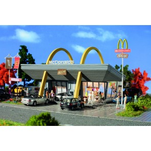 Vollmer 43634 - H0 McDonald's Schnellrestaurant
