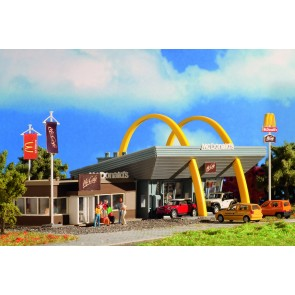 Vollmer 43635 - H0 McDonald's Schnellrestaurant