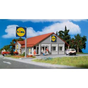 Vollmer 43662 - H0 Supermarkt LIDL_02_03