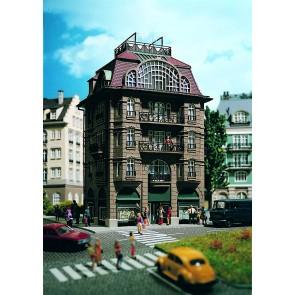 Vollmer 43770 - H0 Romantisches Café, Profess