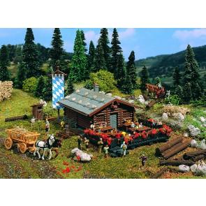 Vollmer 43796 - H0 Kaiser-Franz-Josefs-Hütte