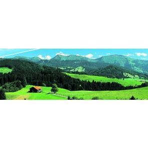 Vollmer 46109 - Hintergrundkulisse Allgäu, zw