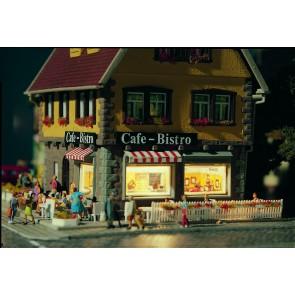 Vollmer 47695 - N Café-Bistro mit Inneneinric