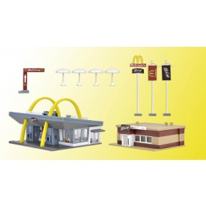 Vollmer 47766 - N McDonald's Schnellrestaurant