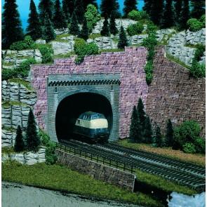 Vollmer 47812 - N Tunnelportal, zweigleisig,
