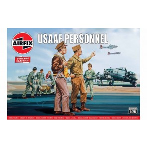 Airfix 00748V - USAAF PERSONNEL