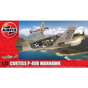 Airfix 01003B - CURTISS P-40B WARHAWK