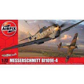 Airfix 01008A - MESSERSCHMITT BF109E-4 1:72