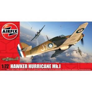 Airfix 01010A - HAWKER HURRICANE MK.I