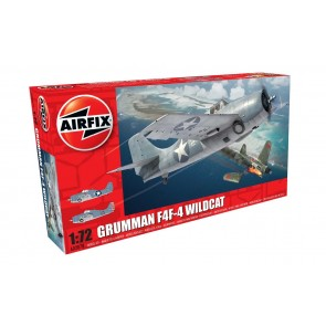 Airfix 02070 - GRUMMAN WILDCAT F4F-4