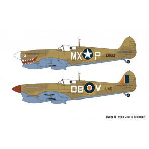 Airfix 02108 - SUPERMARINE SPITFIRE MK.VC