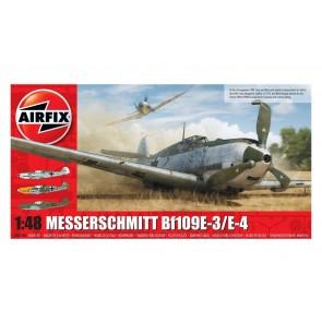 Airfix 05120B - MESSERSCHMITT ME 109E-4/E-1 1:48
