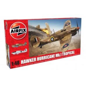 Airfix 05129 - HAWKER HURRICANE MK1 TR