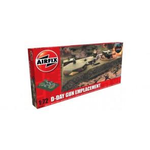 Airfix 05701 - D-Day Gun Emplacement OP=OP!