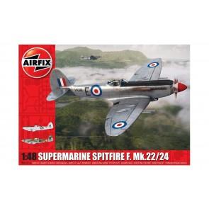 Airfix 06101A - SUPERMARINE SPITFIRE Mk22/24 1/48