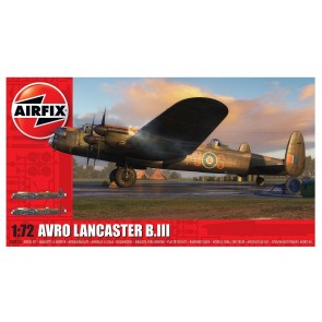 Airfix 08013A - AVRO LANCASTER B.I/B.III 1:72