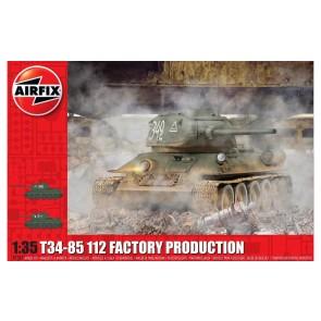 Airfix 1361 - T34-85 112 FACTORY PRODUCTION