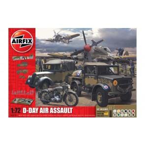 Airfix 50157A - 75TH ANNIVERSAY D-DAY AIR ASSAULT SET