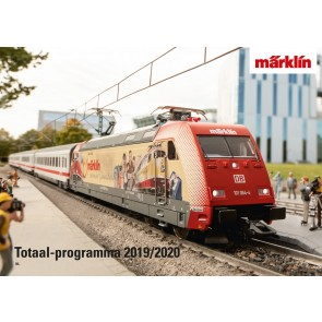 Marklin 15707 - Catalogus 2019/2020 Nederlands