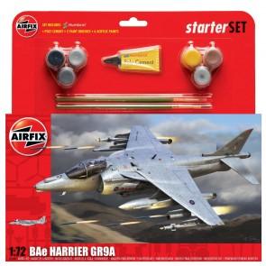 Airfix 55300 - GIFT SET HARRIER GR9